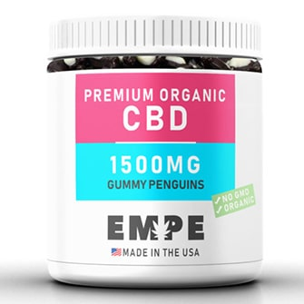 CBD Gummy Penguins 1500mg