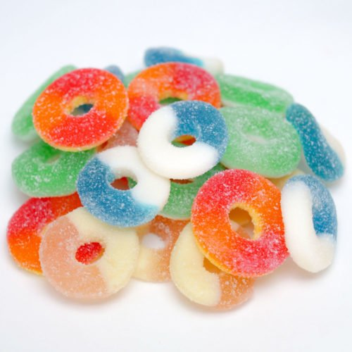 HEMP GUMMY MIXED RINGS