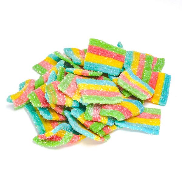Bonbons au CBD - Sour Strips