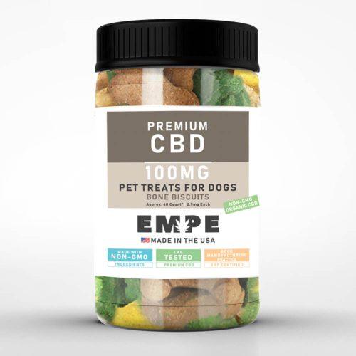 CBD Pet Bone Treat 100mg