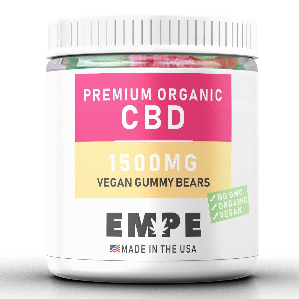 cbd vegan gummy bears - Cbd Gummies Organic, GMO-Free