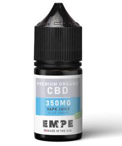Organic CBD Vapejuice Bluedream