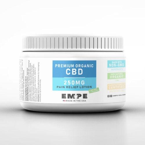 Creme anti-douleur au CBD 250mg