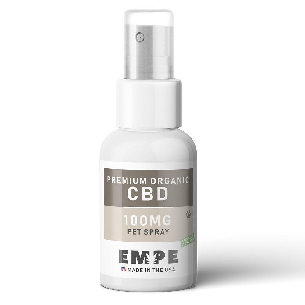 Spray au CBD pour animaux 100mg