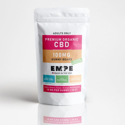CBD gummy bears premium organic cbd products