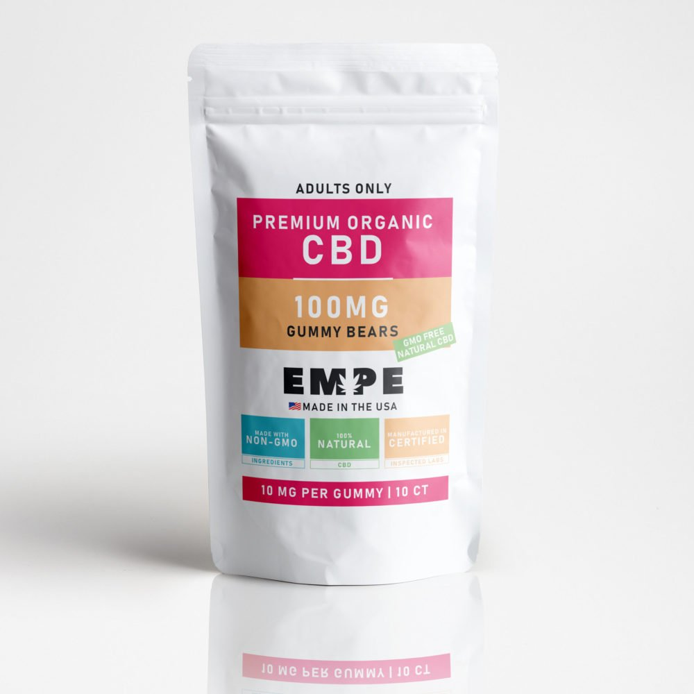 Cbd Gummy Bears - 10 Gummies
