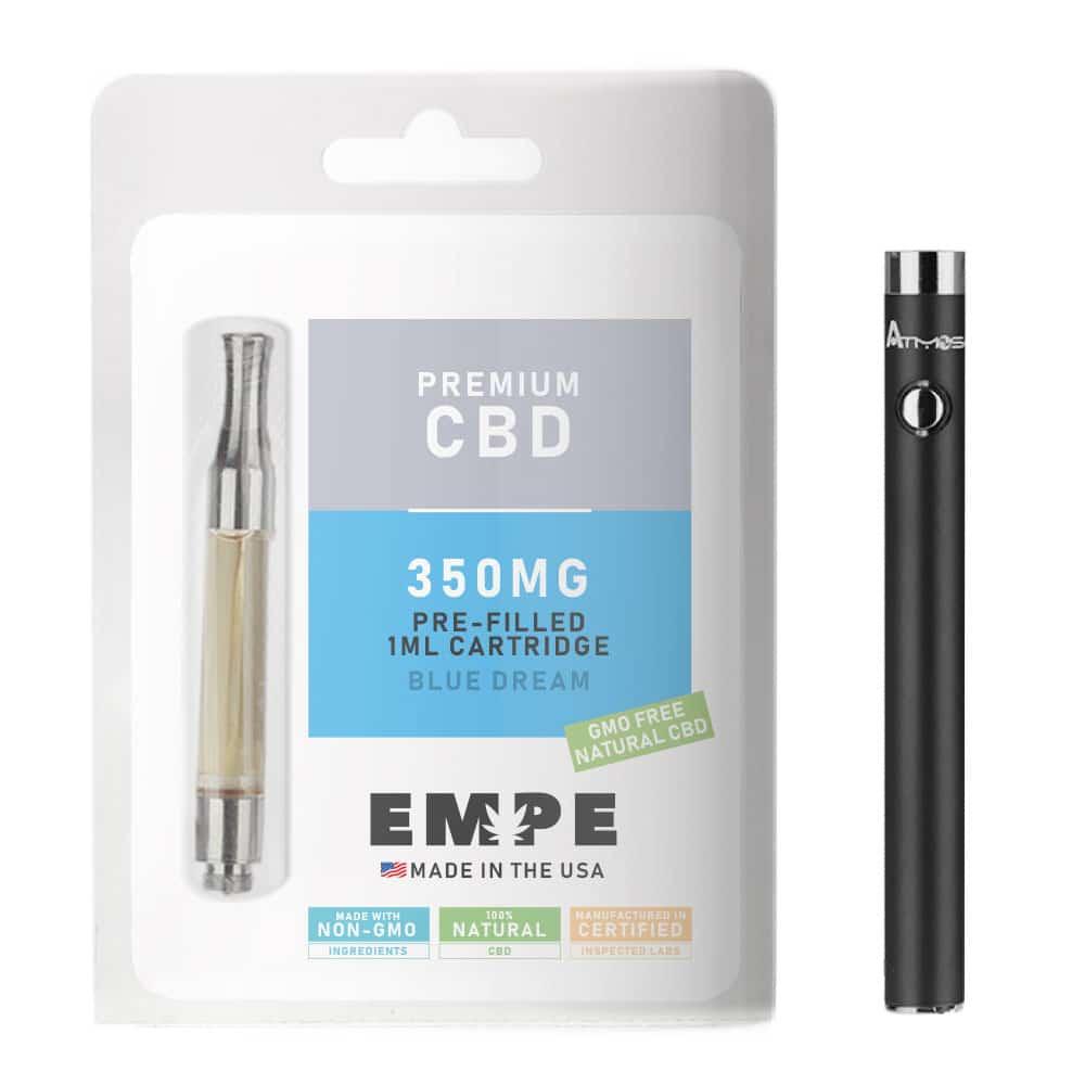 Cbd Cartridge Premium - Blue Dream + Free Battery