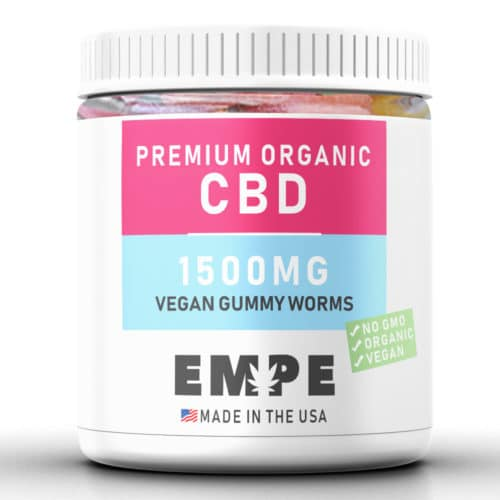 Cbd Vegan Gummy Worms