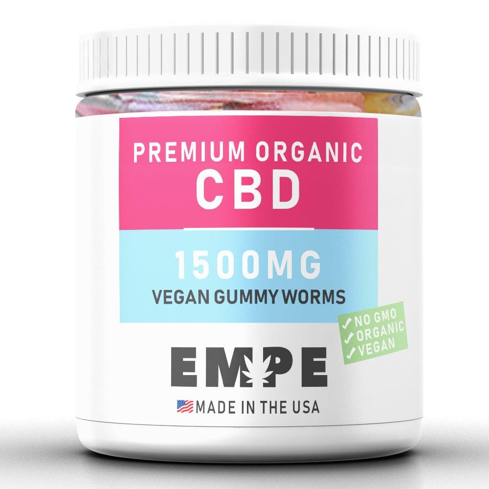 Cbd Vegan Gummy Worms